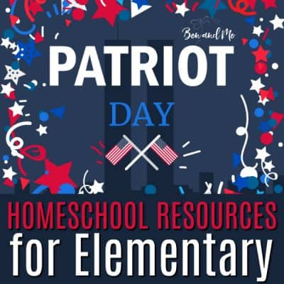 Patriot Day Homeschool Resources for Elementary