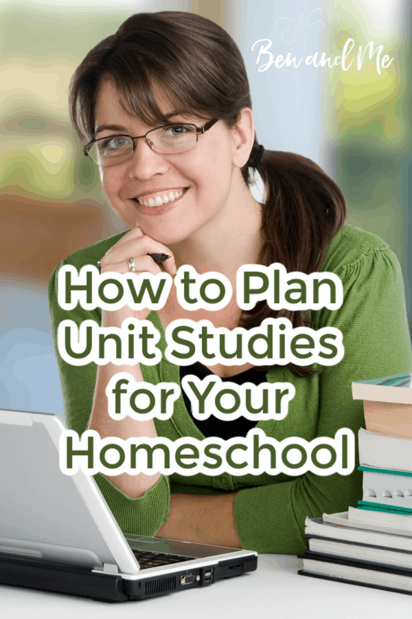 Planning unit studies for your homeschool is simple and fun. Choose any topic that interests your child and use these simple steps to create a unit study they remember for years to come! #homeschool #unitstudies #homeschoolplanning