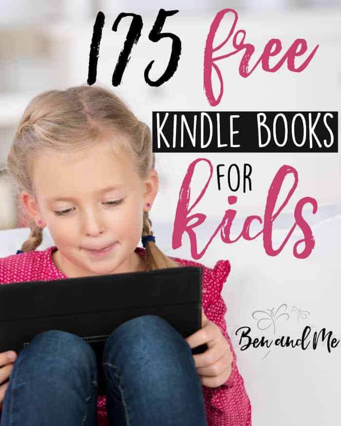 This list of free Kindle books for kids includes Henty historical fiction, Burgess Nature books, Andrew Lang's