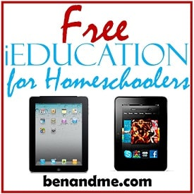 iEducation — Free Apps for Homeschooling
