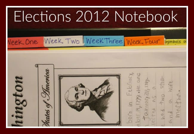 Elections 2012 Notebook
