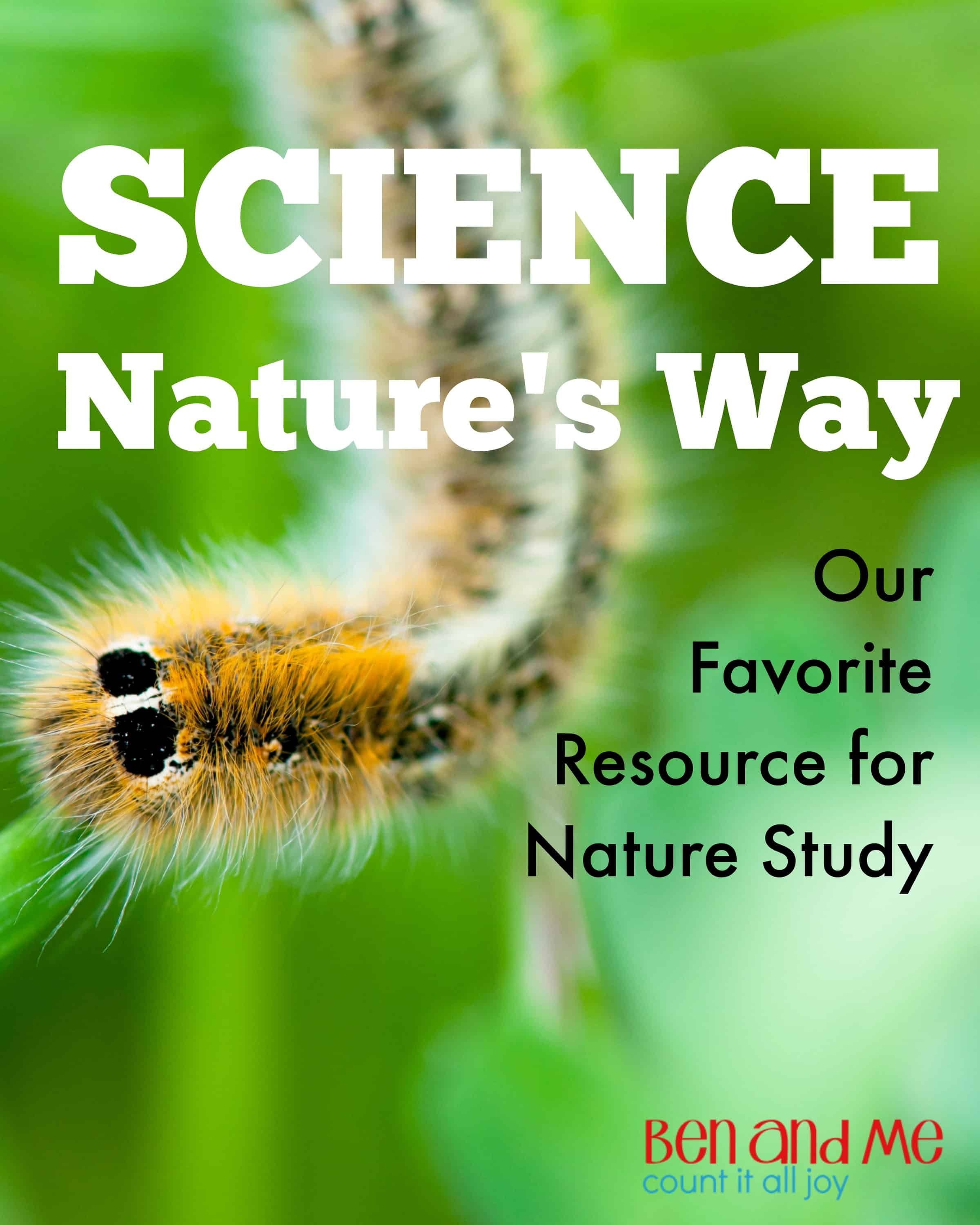 Science with Nature Study (our favorite resource)