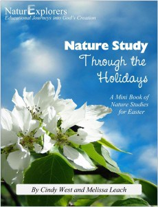 nature study easter