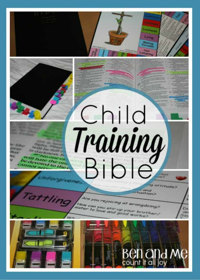 Child Training Bible