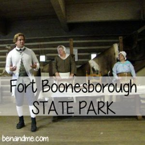 fort boonesborough