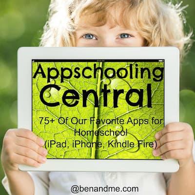 AppSchooling Central — Favorite Apps for Homeschooling