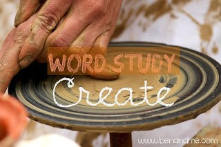 Word Study — Create