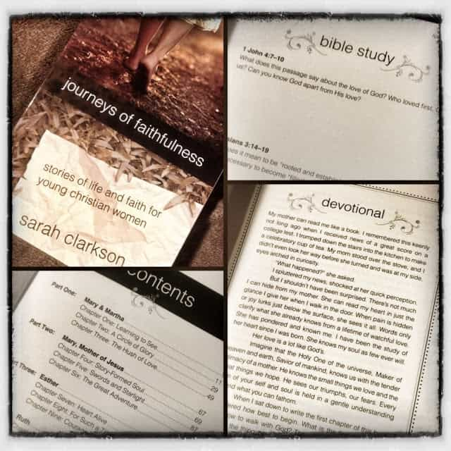 Journeys of Faithfulness Book Review