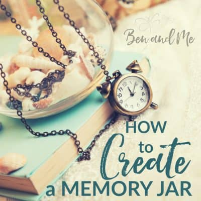 How to Create a Memory Jar