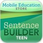 Apps Day Review — SentenceBuilderTeen (Mobile Education Store)