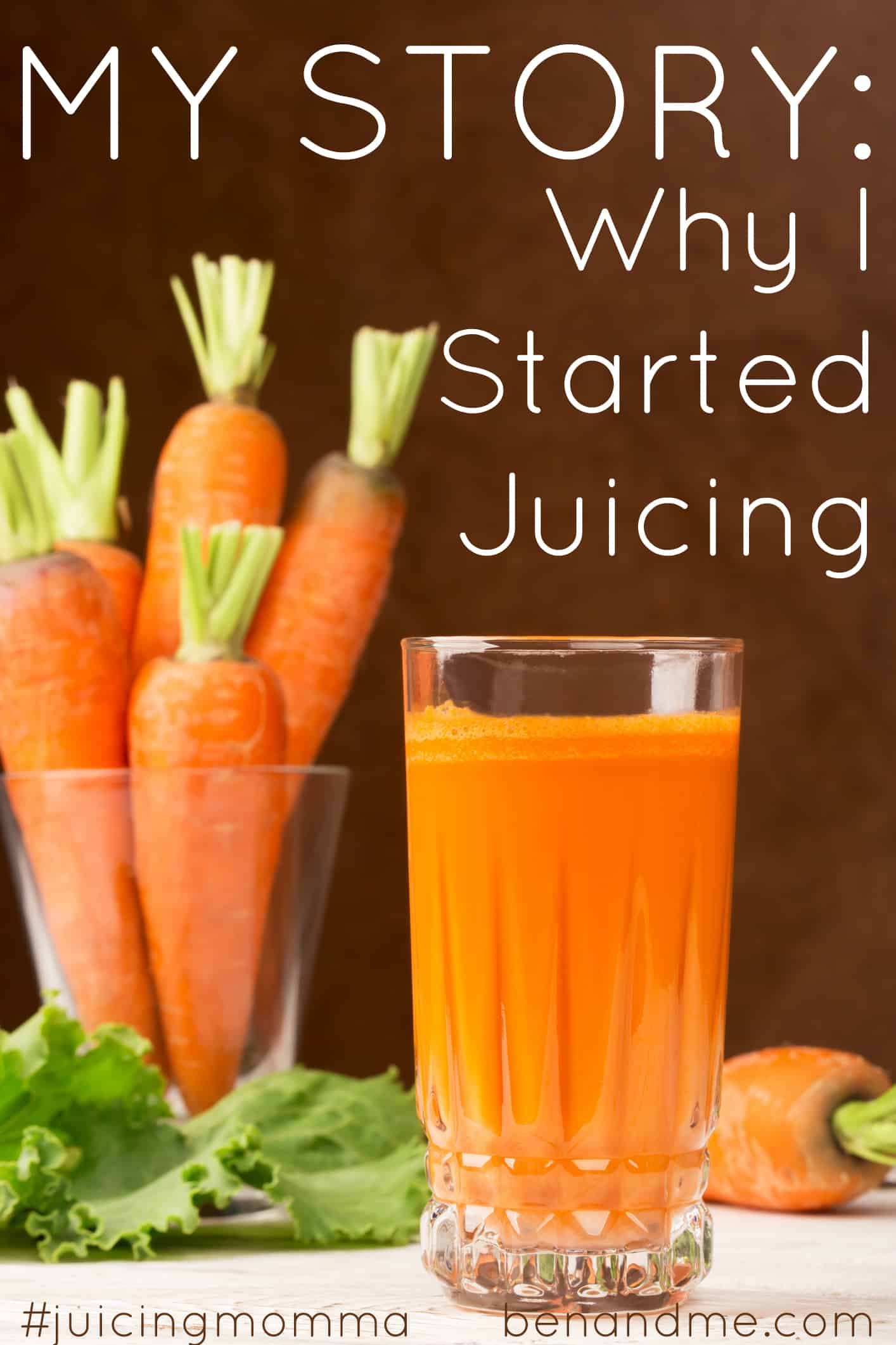 My Story (why I started juicing)