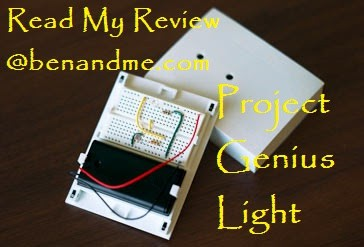 Project Genius Light from EEME