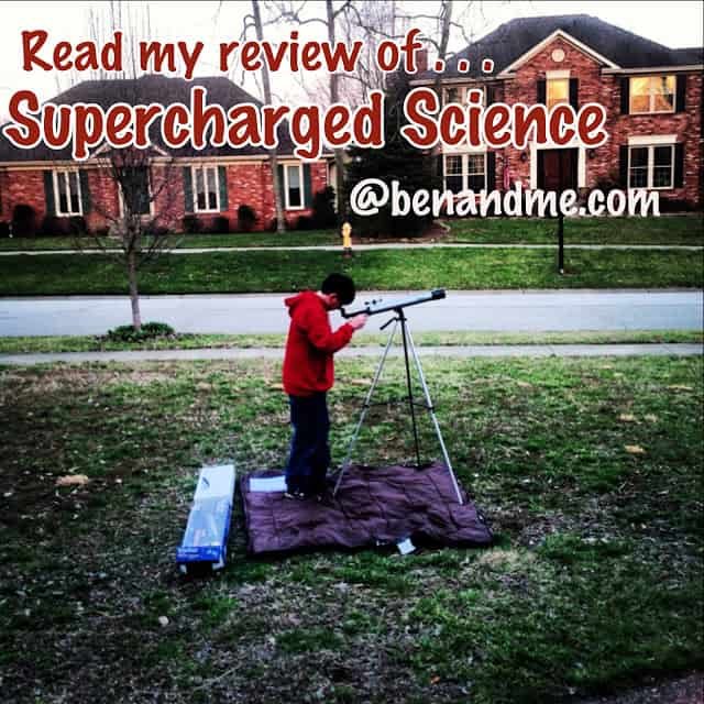 Schoolhouse Crew Review — Supercharged Science