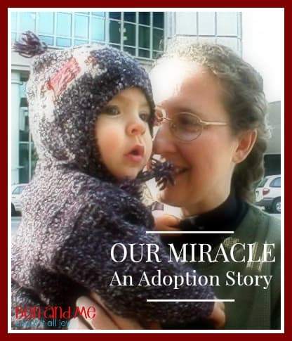 Our Miracle_An Adoption Story