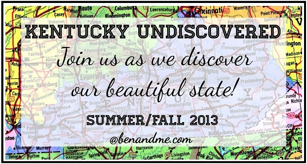 Kentucky Undiscovered — Join us this year, as we discover our beautiful state!