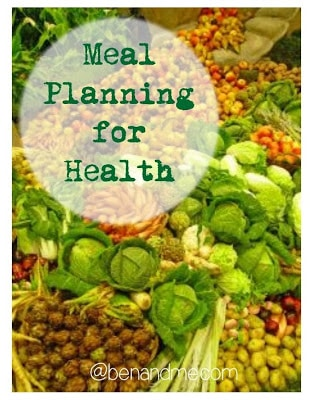 Meal Planning for Health