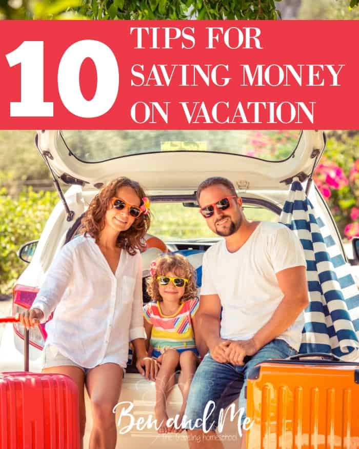 To make the most of your vacation budget there are a few things you can do to save a little here and there. After all, every penny you pinch will add up to dollars you save!