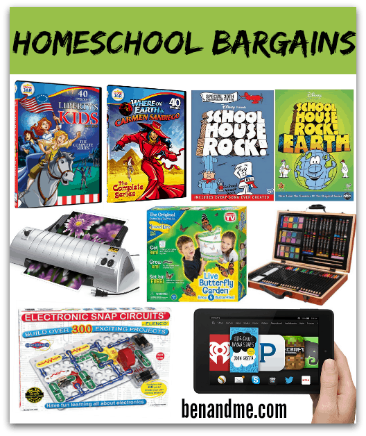 Homeschool Bargains