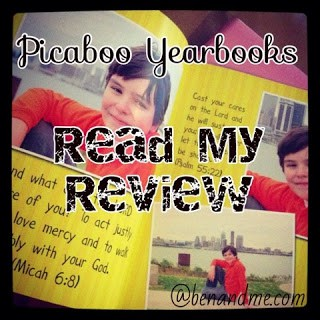 Make a Homeschool Yearbook with Picaboo Yearbooks!