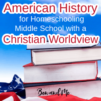 American History for Middle School Homeschool