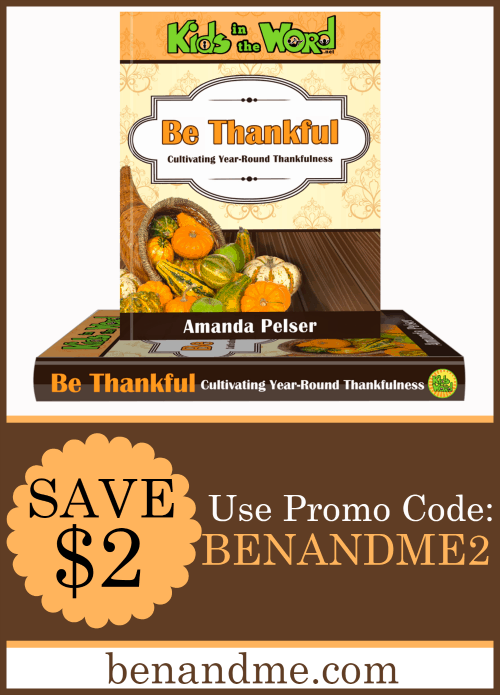 Be Thankful $2 OFF PROMO