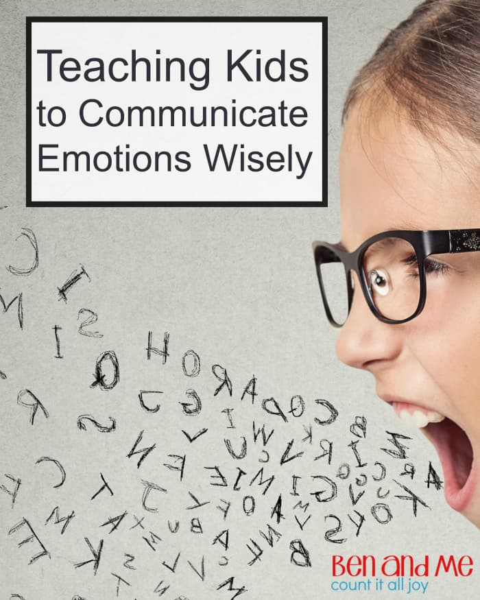 Teaching Kids to Communicate Emotions Wisely