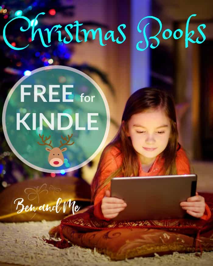 Christmas Books Free for Kindle - Ben and Me