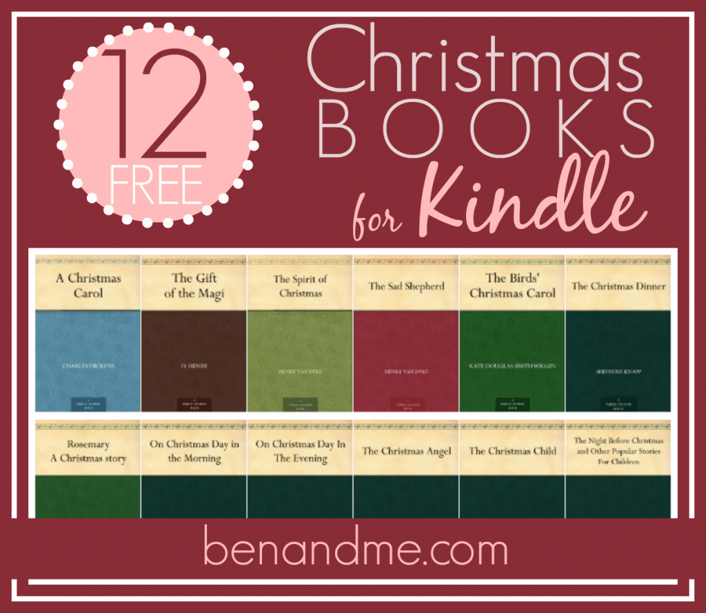 Free Christmas Books Kindle