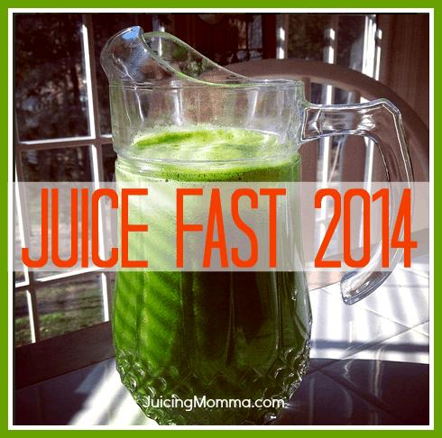 Juice Fasting 2014
