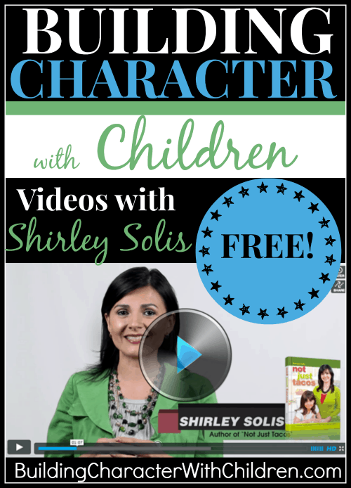 Free Character Training Video Series with Shirley Solis