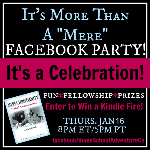 "It's more than a ""mere"" Facebook Party!"