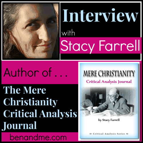 Stacy Farrell — An Interview with the Author of The Mere Christianity Critical Analysis Journal