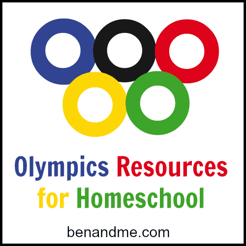 O is for Olympics (A Collection of Resources for Homeschool)