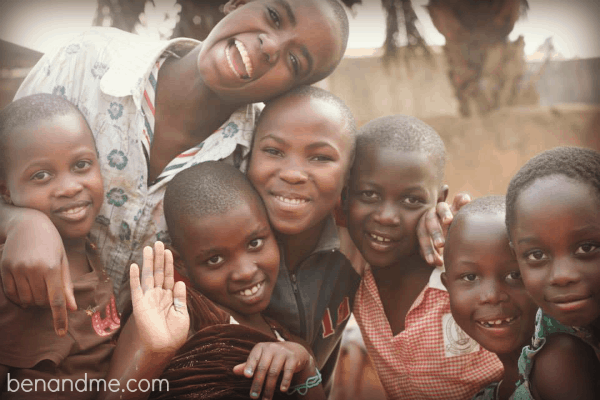 U is for Children of Uganda (introducing Future Hope Ministries)
