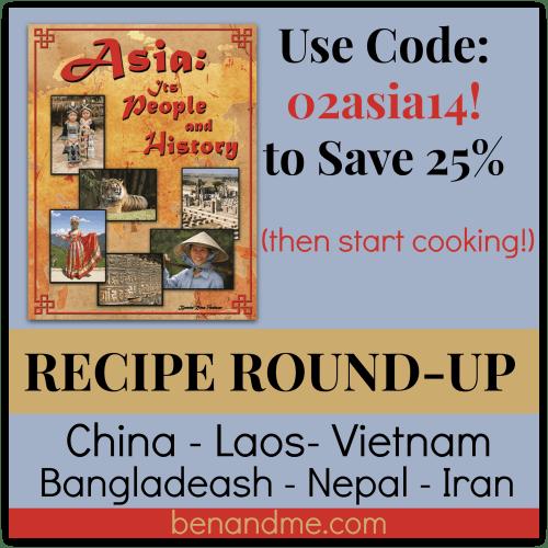 asia recipe roundup