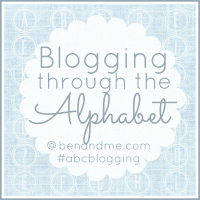 Round 5 of Blogging Through the Alphabet begins April 28!