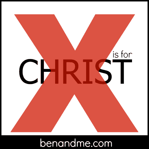 X is for Christ (a short lesson in Greek)