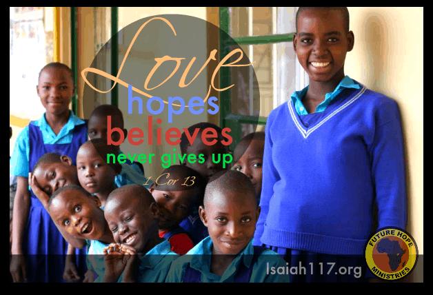 Helping Children in Uganda (day four) — Love Hopes