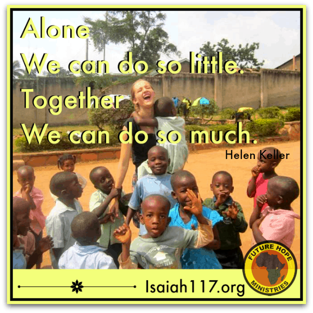 Helping Children in Uganda  (day three) — Change the World
