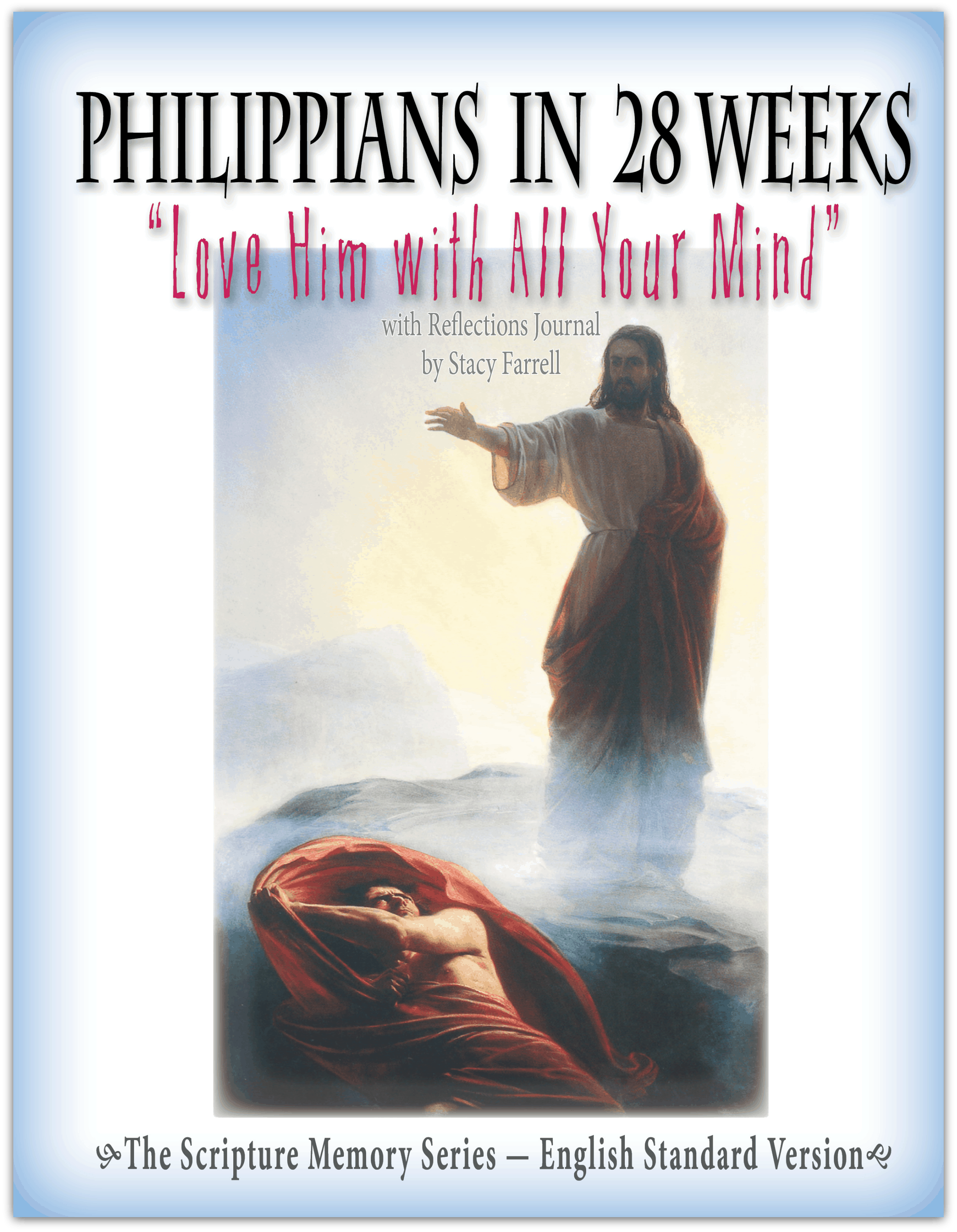 Philippians in 28 Weeks ESV Bible Memory Tool