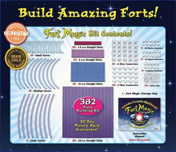 fort magic parts
