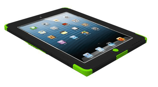 trident ipad case front