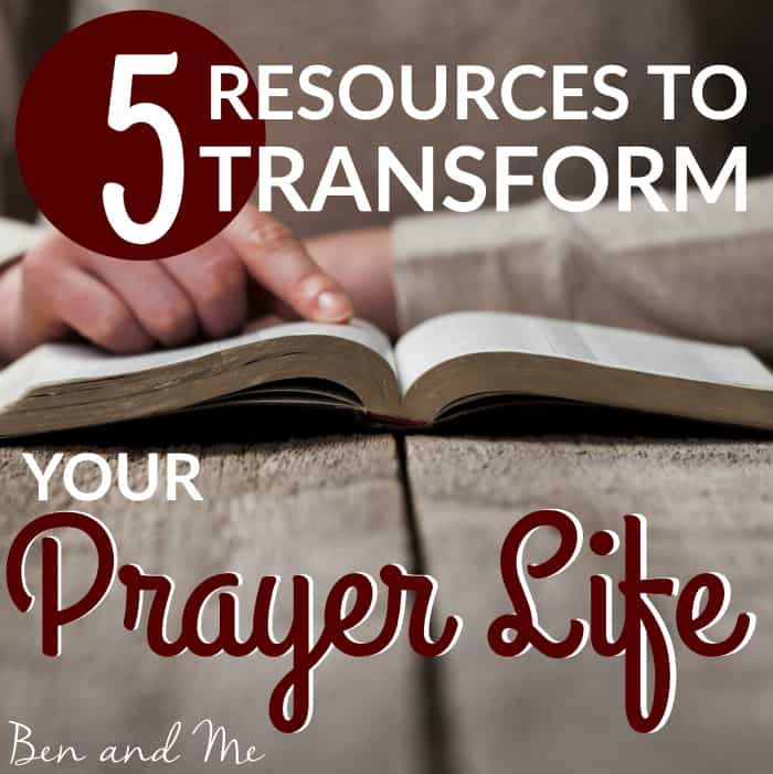 Word Study:  Intercession + 5 Resources to Transform Your Prayer Life