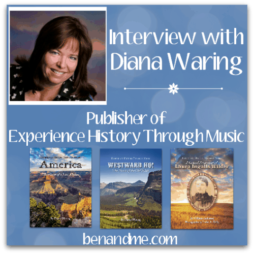 diana waring interview