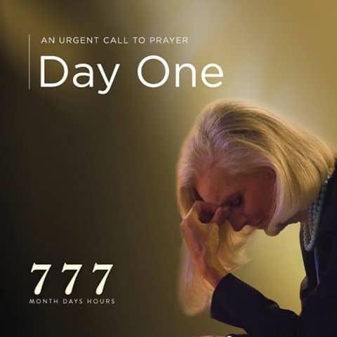 call to prayer day 1