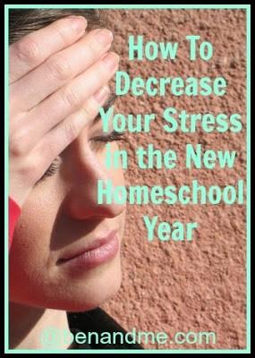 decreasing stress
