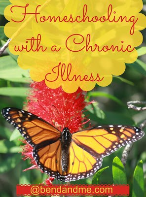 homeschooling with a chronic illness