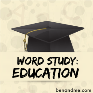 word-study-eduction