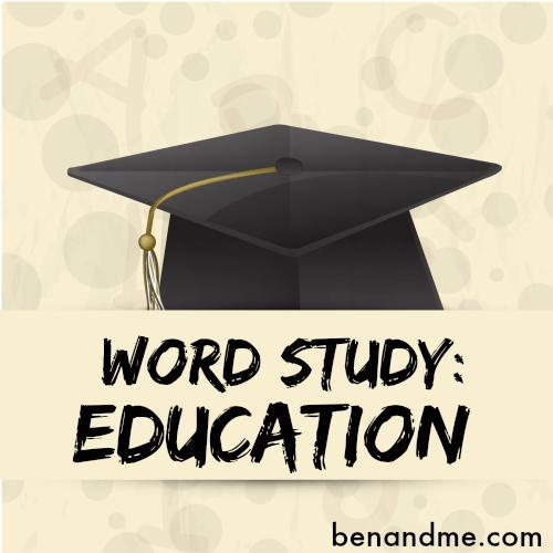word-study-eduction