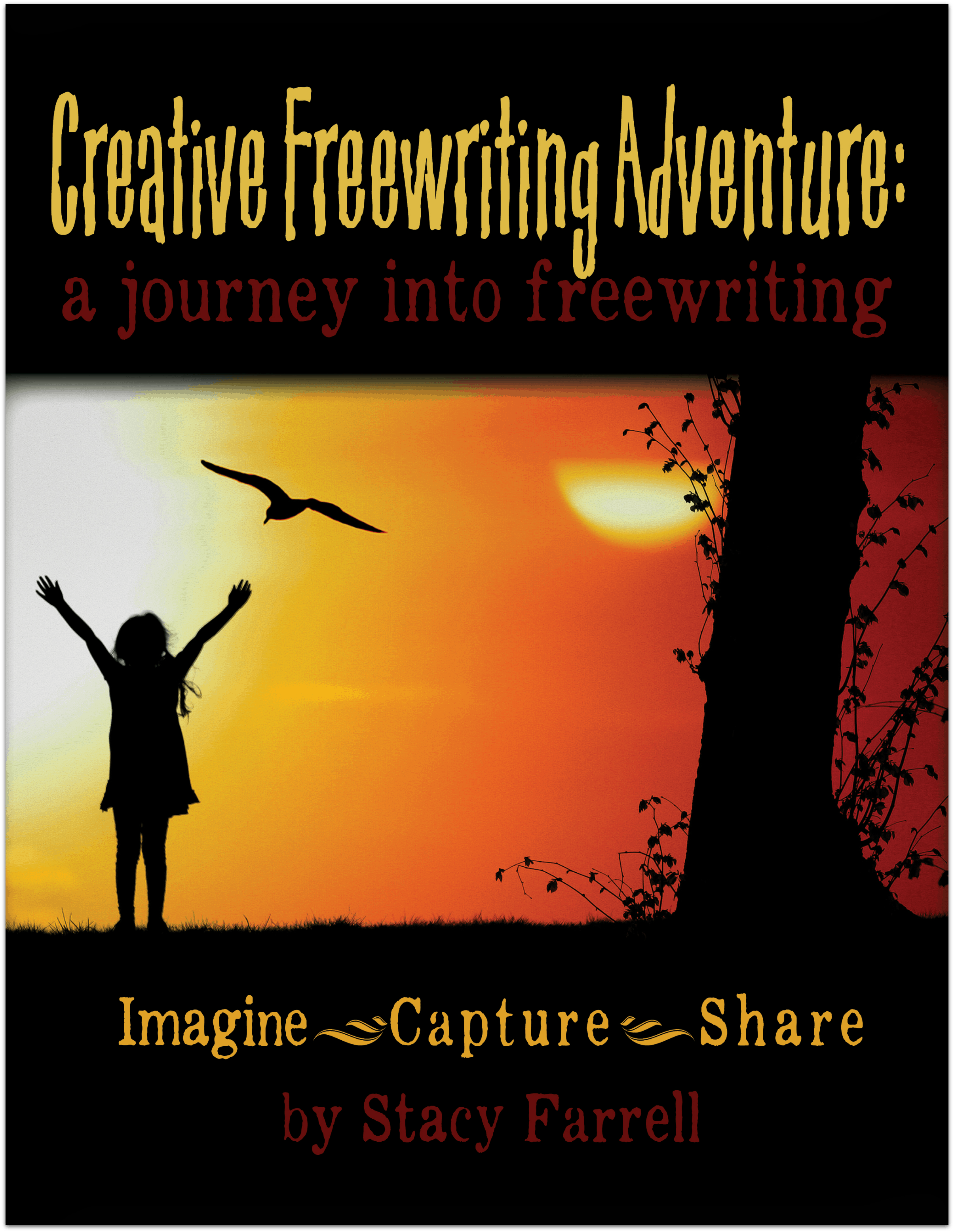 Brand New from Home School Adventure Co. — Creative Freewriting Adventure